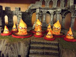 Super Dungeon Explore: Burning Gels by JordanGreywolf
