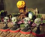 Super Dungeon Explore: Skull Bats + Pumpkin Patch