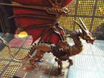Reaper 77177 Wyrmgear - Steampunk Dragon