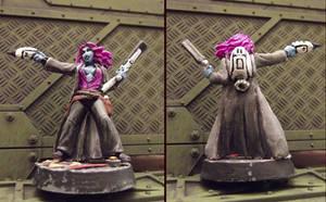 Reaper Bones #80003 Alien Stone Conversion by JordanGreywolf