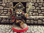 Captain R - Undead Pirate Mini-Boss for SDE