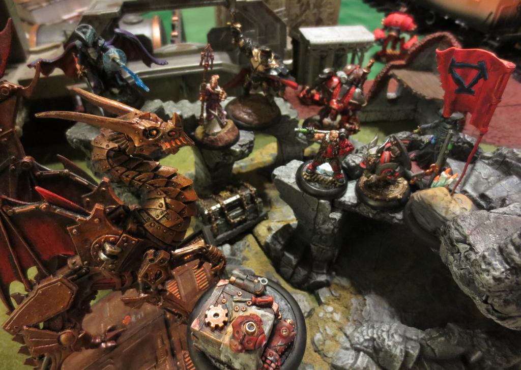 Clockwork Dragons Don't Share by JordanGreywolf