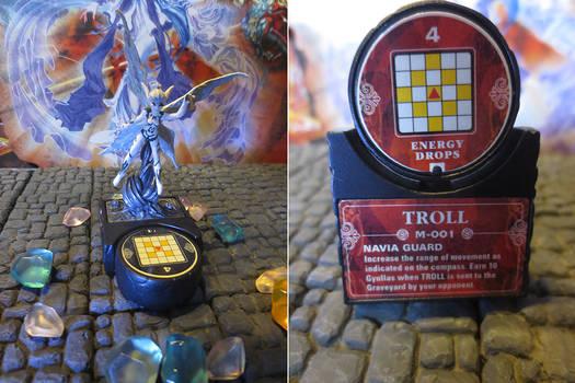 Navia Dratp M001 ('Troll' the Fairy)