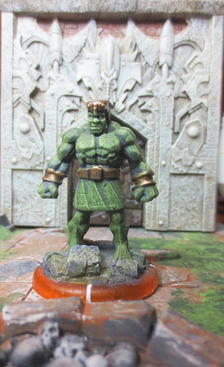 The Jade Guardian by JordanGreywolf