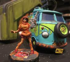 Wilma Winkley (Fallout Velma)