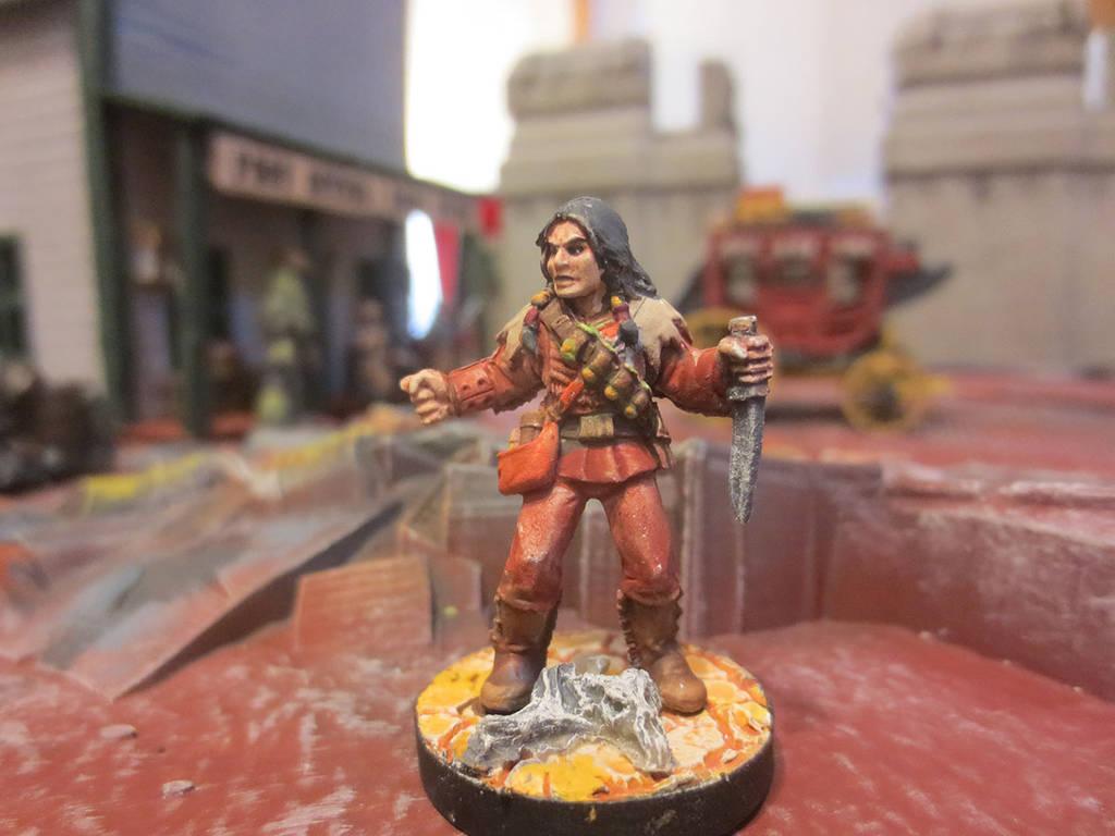 Toxic Shaman by JordanGreywolf