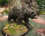 Citadel Wood Elves Bear Circa 1988