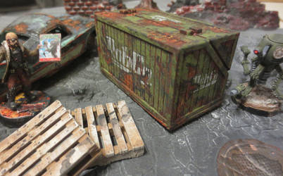 Robco Storage Unit by JordanGreywolf