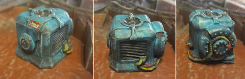 Wasteland Generator Objective Marker by JordanGreywolf