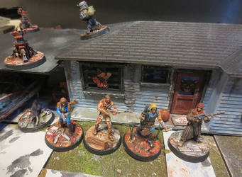 Wasteland Settlers by JordanGreywolf