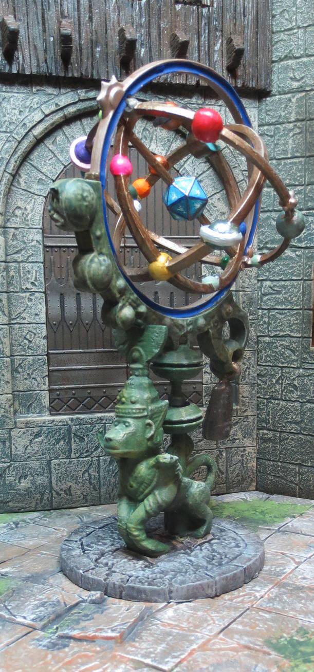 The Jade Monkey Orrery