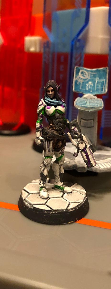 Starfinder Elf Operative