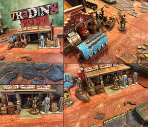 Radiation Springs Trading Post