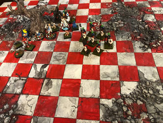 Trouble in Wonderland (terrain tiles)