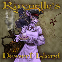 PIErate Raynelle's Dessert Island