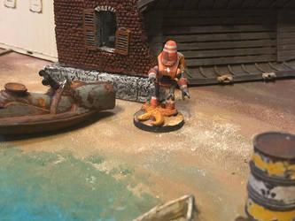 Protectron Lifeguard on Duty