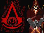 Assassins Creed crossover Avatar serie
