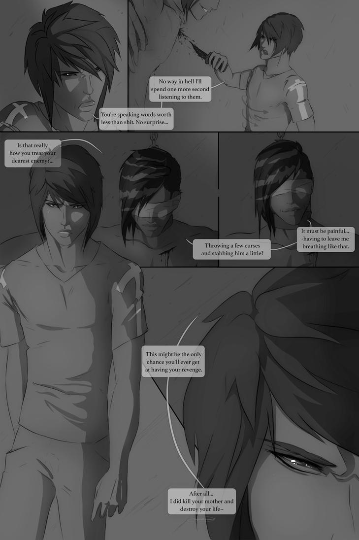 Traversa - Chapter 1 : A Lost Sheep - Page 5. by Skerppla