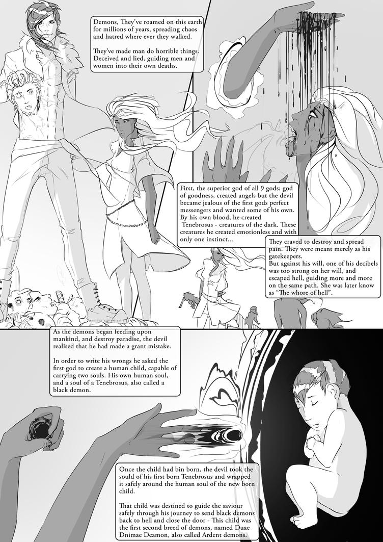 Traversa - Chapter 1 : A Lost Sheep - Page 7 by Skerppla