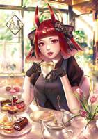 Art raffle - Azalea