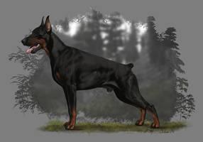 Runestorm's Uthorim Fenhorn TD by Runestorm-kennel