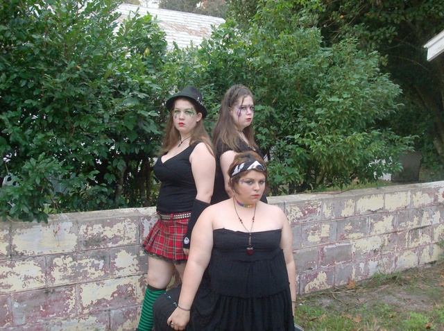 Palatka Goddess Trio by FallenAngel2007 on DeviantArt