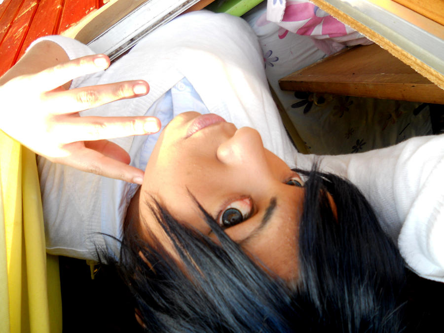 Test Aomine Daiki by underxworld