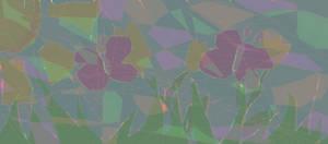 Butterflies in Stained Glass by blakrosebleedinheart