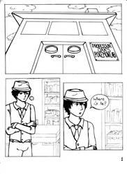 Precium: Page 1