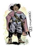 Porthos, the proud