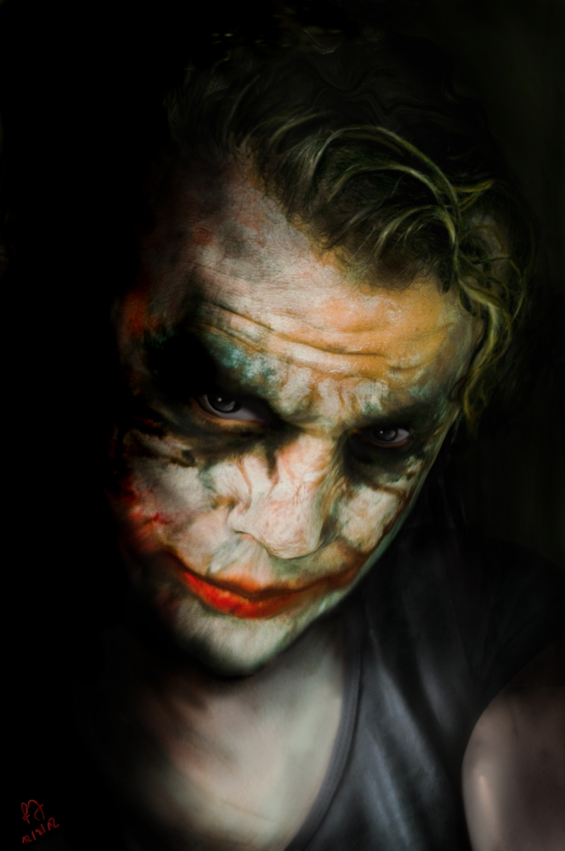 Why so serious? by Equave