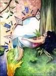 Close Your Eyes by maria-jaujou