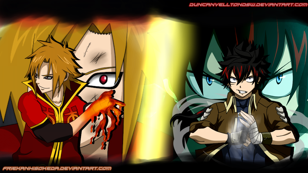 Photo Wallpaper Game Dragon Anime Natsu Dragneel Tattoo Claws Source P C Fairy Tail Oc The Slayers