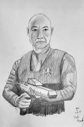 Captain Picard from First Contact