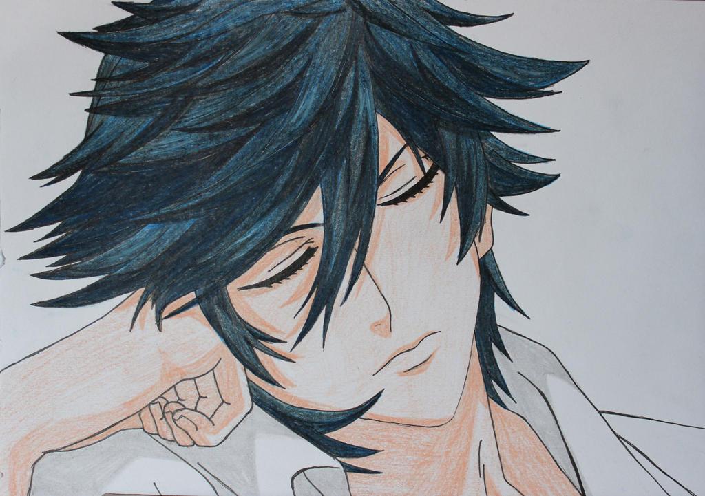 Tokiya Ichinose_ Uta no prince sama by martha1101
