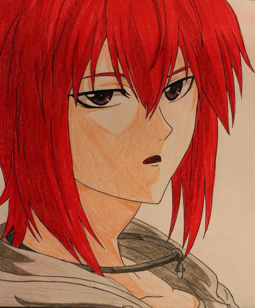 Yuuki_Code breaker by martha1101