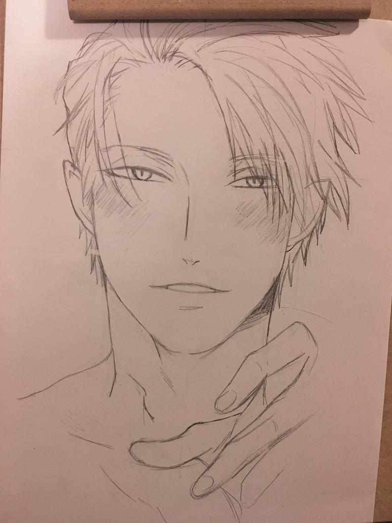 Tatsuyuki-kun by martha1101