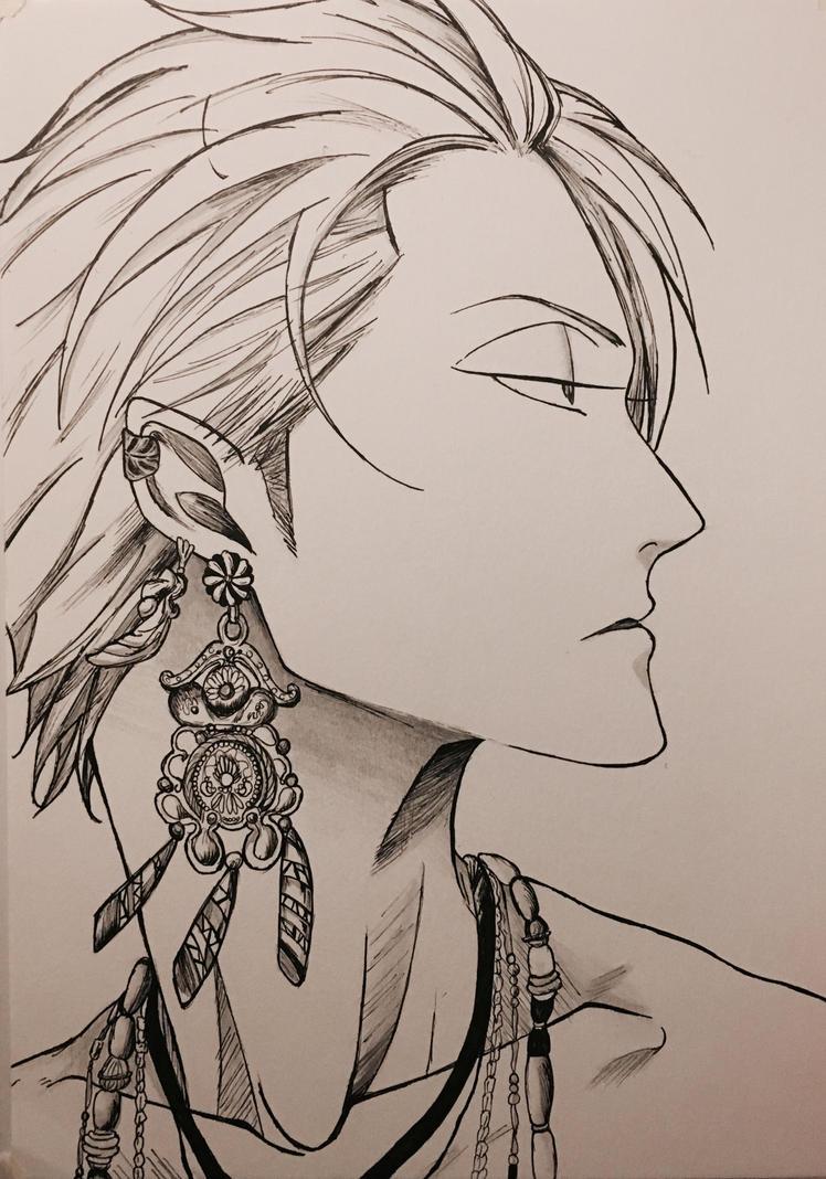 Hansome Tatsuyuki by martha1101