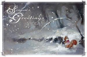 Season's Greetings by Klang17