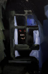 Fright Night (11/31) by Klang17