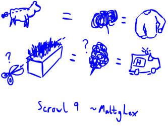 Scrawlings 9 by mattyhex