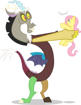 Discord Purchases Fluttershy