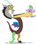 Discord Catches Spike