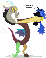 Discord Purchases Nightmares by mattyhex
