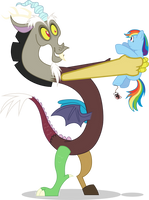Discord Purchases Rainbows by mattyhex
