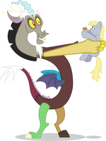 Discord Collects Muffins by mattyhex