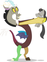 Discord Collects Octavia by mattyhex