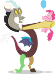Discord Collects Pinkie