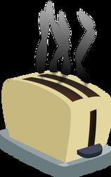 Toaster by mattyhex