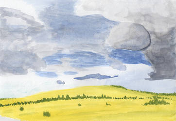 Moody Sky by mattyhex
